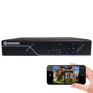 دستگاه 4 کانال دوربین مدار بسته