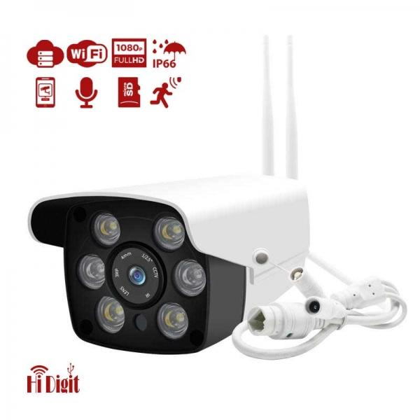 دوربین بولت وای فای 2 مگاپیکسل V380